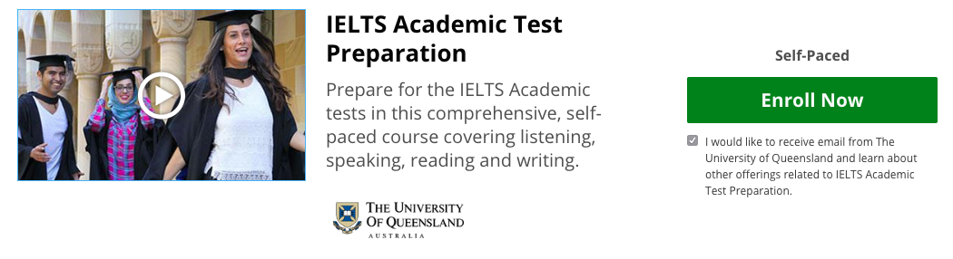 IELTS Academic training