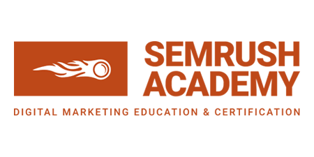 SEO free academy by SEMRush - Get qualified now