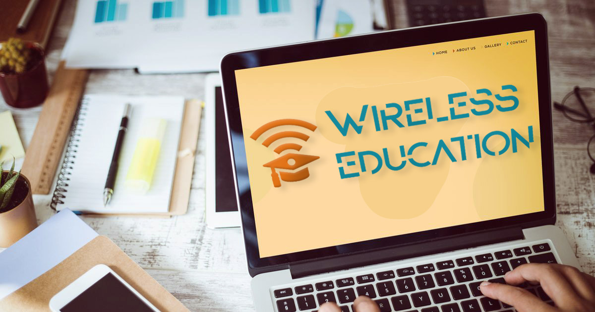 Wireless Education free online courses with certification