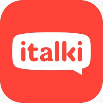 Learn a language with a teacher on Italki