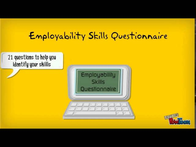 Introduction to Employability Skills