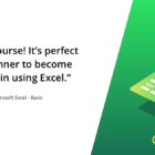 Microsoft Excel - Basic Online Course