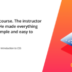 Introduction to CSS Online Course