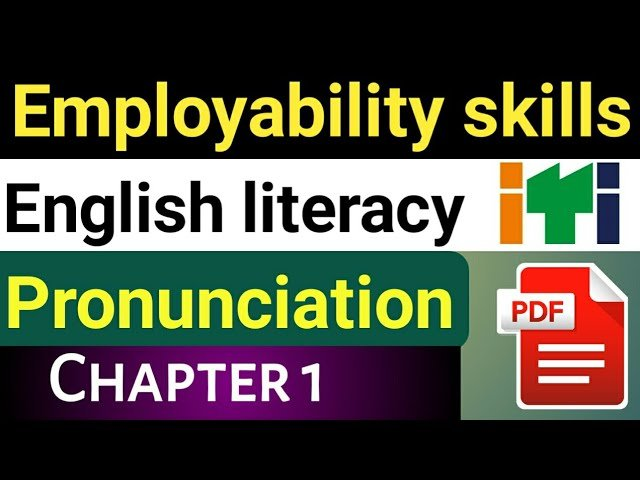 Employability skills English literacy employability skills iti pdf english literacy mcq iti