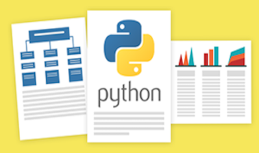 Learn Analyzing Data with Python online by edX