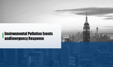 Learn Environmental Pollution Events and Emergency Response Introduction online by edX