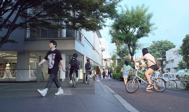 Learn Four Facets of Contemporary Japanese Architecture: City online by edX