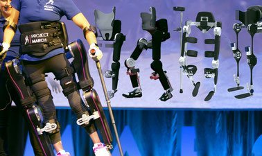Learn Project MARCH: behind the technology of robotic exoskeletons online by edX