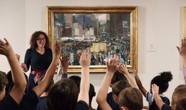 Learn Teaching Critical Thinking through Art with the National Gallery of Art online by edX