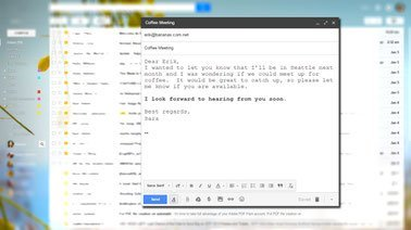 Learn Using Email for Networking in English online by edX
