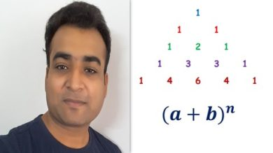 Binomial Theorem - Concept and Questions Solutions - Math | Teaching & Academics Math Online Course by Udemy
