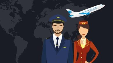 How to be a Cabin Crew! | Personal Development Career Development Online Course by Udemy