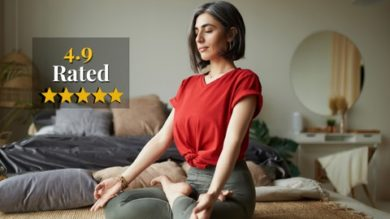 Yoga Nidra Guided Meditation and Mindfulness Course | Personal Development Personal Transformation Online Course by Udemy