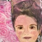 Child portraits in mixed media | Personal Development Creativity Online Course by Udemy