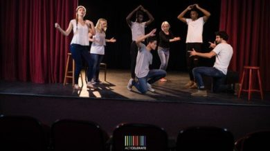 Theatre for Teens - Basics   Personal Development Personal Transformation Online Course by Udemy