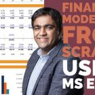 Financial Modelling from Scratch using Microsoft Excel | Finance & Accounting Financial Modeling & Analysis Online Course by Udemy
