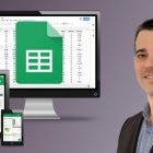Google Sheets: Make a Savings Goal Calculator - Week & Month | Finance & Accounting Financial Modeling & Analysis Online Course by Udemy