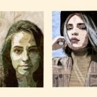 Digital mixed media portraits with Procreate | Personal Development Creativity Online Course by Udemy