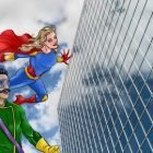 Leading with Superpowers: Resilience