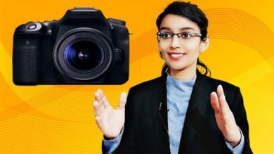 Camera Confidence: Be Comfortable & Confident on Camera. | Personal Development Other Personal Development Online Course by Udemy