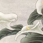 Relax With Chinese Painting - Calla Lily   Personal Development Stress Management Online Course by Udemy