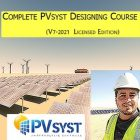 Complete PVsyst Designing Course (V7-2021 Licensed edition) | Teaching & Academics Engineering Online Course by Udemy