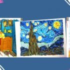 Start painting like Van Gogh in 5 easy steps | Personal Development Creativity Online Course by Udemy