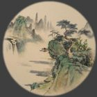 Relax With Chinese Painting - Summer Landscape   Personal Development Stress Management Online Course by Udemy