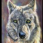Draw a Wolf's Head With Pastel Pencils | Personal Development Creativity Online Course by Udemy