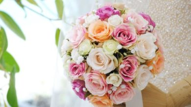 bellrose-wedding-bouquet-lesson1 | Lifestyle Arts & Crafts Online Course by Udemy