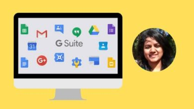 G Suite: Complete Course on G Suite and Google Drive | Office Productivity Google Online Course by Udemy
