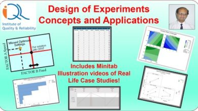 Design of Experiments: Concepts and Application Case Studies | Business Operations Online Course by Udemy