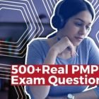 PMP Exam Prep: 500+ Questions based on Real PMP Exam | It & Software It Certification Online Course by Udemy