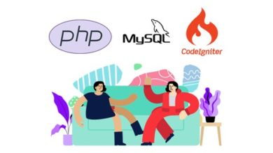 PHP MySQL & CodeIgniter Course: Complete Guide | Development Web Development Online Course by Udemy
