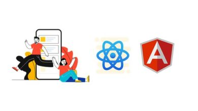 React & Angular: Complete Guide for Beginners (Step by Step) | Development Web Development Online Course by Udemy