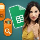 Google Sheets - The Comprehensive Masterclass | Office Productivity Google Online Course by Udemy