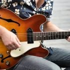 Beginner Blues Guitar Lessons Rhythm: Corey Congilio   Music Music Techniques Online Course by Udemy