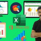 Microsoft Excel Beginners to Advanced Level (Hindi) | Office Productivity Microsoft Online Course by Udemy