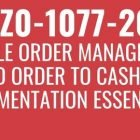 1Z0-1077-20: Oracle Order Management Cloud 2020 | It & Software It Certification Online Course by Udemy