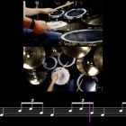 Drum Lesson: Falling Down The Stairs Drum Fill | Music Instruments Online Course by Udemy