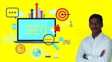 Step by Step SEO Mastery Course in Telugu | Marketing Search Engine Optimization Online Course by Udemy