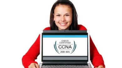 CCNA Certification Practice Tests (200-301) Exam (Part- 1)   It & Software It Certification Online Course by Udemy