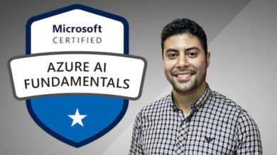 AI-900 - Azure AI Fundamentals Real 6 practice tests - 2021 | It & Software It Certification Online Course by Udemy