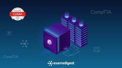*NEW 2021* CompTIA CySA+ (CS0-002) Practice Exam Questions | It & Software It Certification Online Course by Udemy