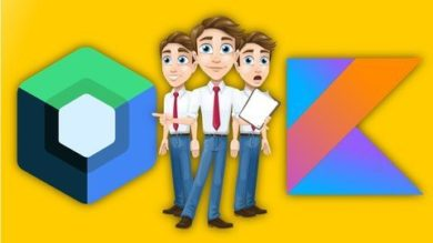 Android Jetpack Compose Crash course on creating clean UIs | It & Software It Certification Online Course by Udemy