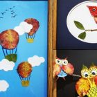 Creative art classes for kids and beginners with leaves | Lifestyle Arts & Crafts Online Course by Udemy