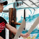 Wing Chun Baat Jaam Do (Butterfly Knife) | Health & Fitness Self Defense Online Course by Udemy
