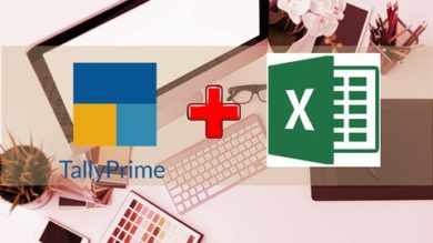 TallyPrime + Micosoft Excel Training | Office Productivity Microsoft Online Course by Udemy